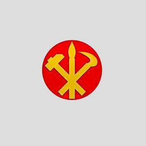 WPK Emblem Mini Button