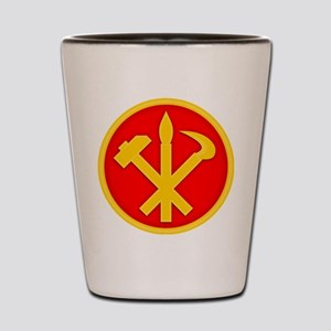 WPK Emblem Shot Glass