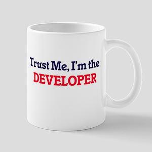 Trust me, I'm the Developer Mugs