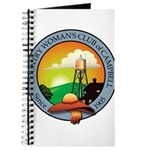 CWCC color logo for light shirts Journal