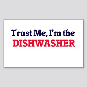 Trust me, I'm the Dishwasher Sticker