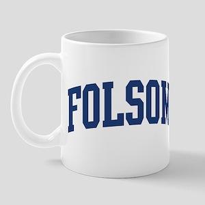 FOLSOM design (blue) Mug