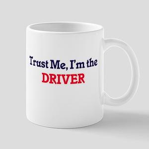 Trust me, I'm the Driver Mugs
