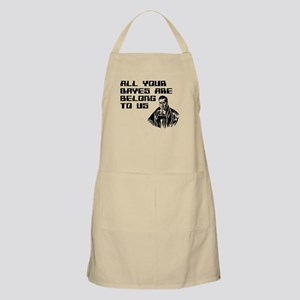 All your bayes are belong to us Apron