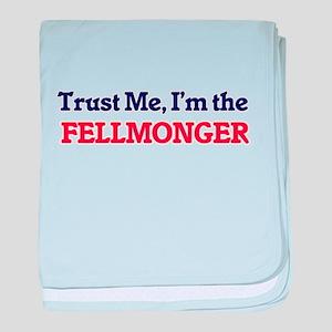 Trust me, I'm the Fellmonger baby blanket