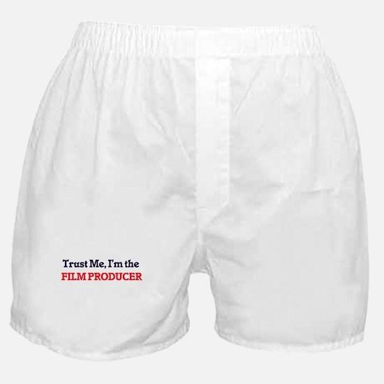 Trust me, I'm the Film Producer Boxer Shorts