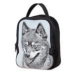 Alaskan Klee Kai Neoprene Lunch Bag