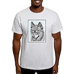 Alaskan Klee Kai Light T-Shirt