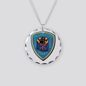 Bullhead City Police Bomb Squad Necklace