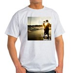 Luciano Illuminatis Beach Light T-Shirt