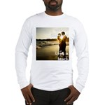 Luciano Illuminatis Beach Long Sleeve T-Shirt