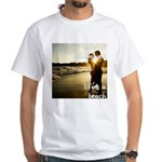 Luciano Illuminatis Beach Men's Classic T-Shirts
