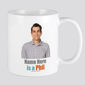 Modern Family Phil Personalized Mug