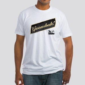 Godfather-Goombah Fitted T-Shirt