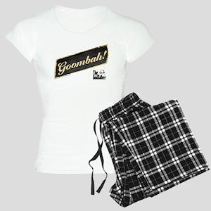 Godfather-Goombah Women's Light Pajamas