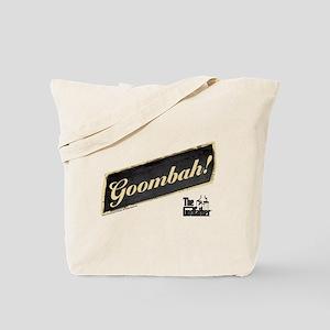 Godfather-Goombah Tote Bag