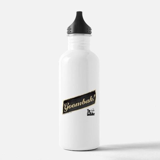 Godfather-Goombah Water Bottle