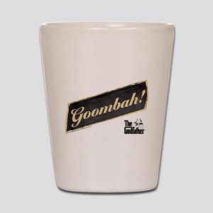 Godfather-Goombah Shot Glass