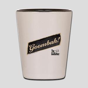 Godfather-Goombah Shot Glass