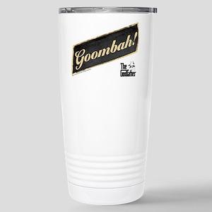 Godfather-Goombah Stainless Steel Travel Mug