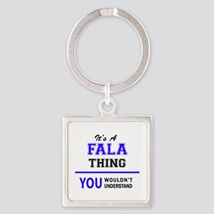 It's FALA thing, you wouldn't understand Keychains