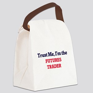Trust me, I'm the Futures Trader Canvas Lunch Bag