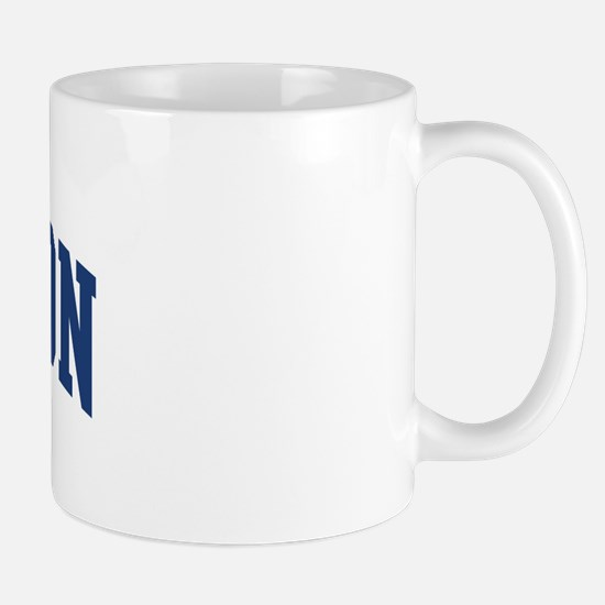 EMERSON design (blue) Mug