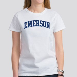 EMERSON design (blue) Women's T-Shirt