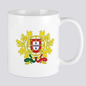 Portugal Coat Of Arms Mugs