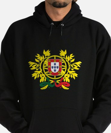 Portugal Coat Of Arms Hoody