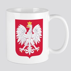 Poland Coat Of Arms Mugs