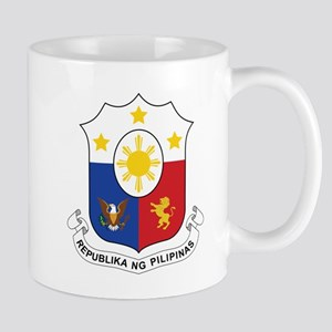Philippines Coat Of Arms Mugs