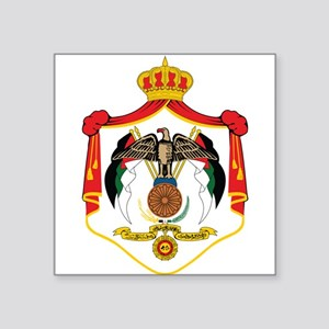Jordan Coat Of Arms Sticker