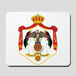 Jordan Coat Of Arms Mousepad