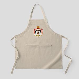 Jordan Coat Of Arms Apron