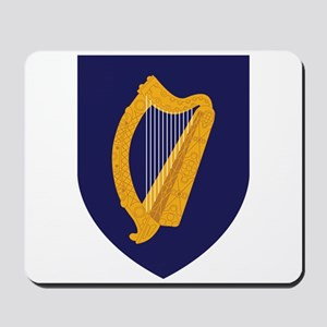 Ireland Coat Of Arms Mousepad
