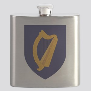 Ireland Coat Of Arms Flask