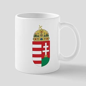 Hungary Coat Of Arms Mugs