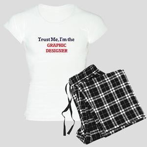 Trust me, I'm the Graphic D Women's Light Pajamas