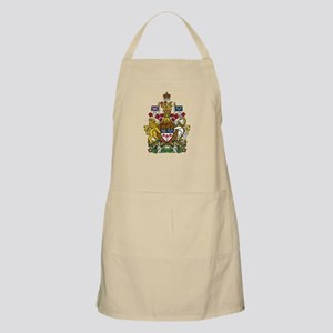 Canada Coat Of Arms Apron