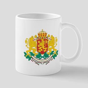 Bulgaria Coat Of Arms Mugs