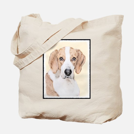 American Foxhound Tote Bag