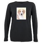 American Foxhound Plus Size Long Sleeve Tee