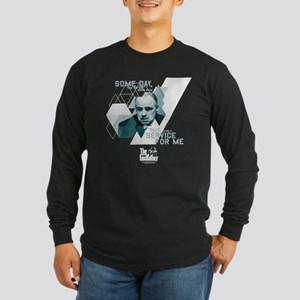 Godfather-Some Day Long Sleeve Dark T-Shirt