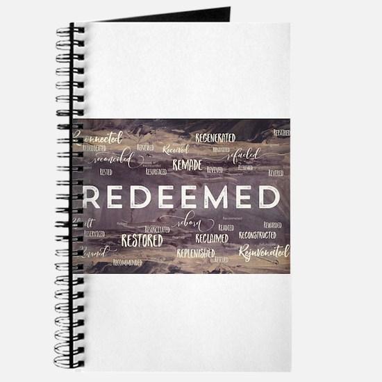 Redeemed Journal