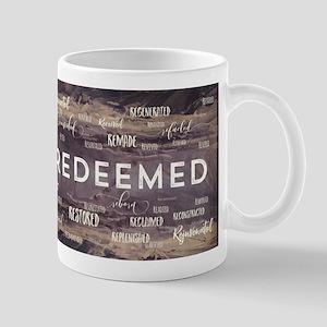 Redeemed Mugs