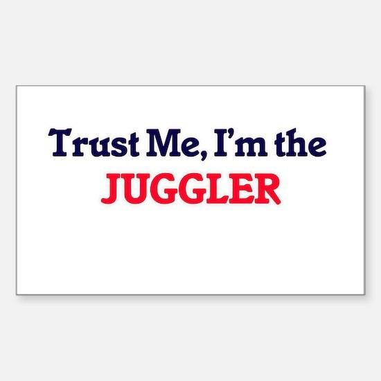Trust me, I'm the Juggler Decal