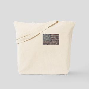 3 percenter flag Tote Bag