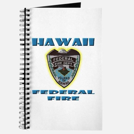 Hawaii Federal Fire Department Journal