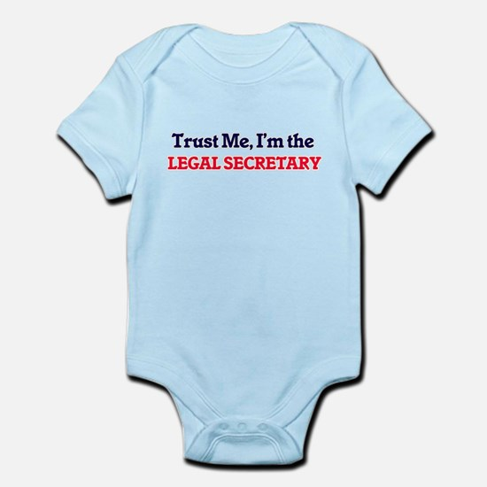 Trust me, I'm the Legal Secretary Body Suit